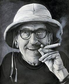 Groucho, Drew Friedman