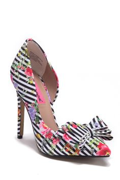 42dca507303 Betsey Johnson - Prince d Orsay Pump is now 43% off. Free Shipping. Nordstrom  Rack