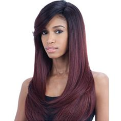 FreeTress Equal Deep Diagonal Part Lace Front Wig – Sunny Blossom | Lace Front Wigs | Divatress