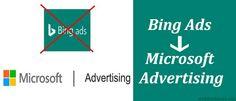 Bing Ads Rebrands as microsoft Advertising Microsoft Wallpaper, Microsoft Paint, Microsoft Excel, Microsoft Surface, Microsoft Office, Microsoft Advertising, Search Advertising, Search Ads, Digital Marketing Channels