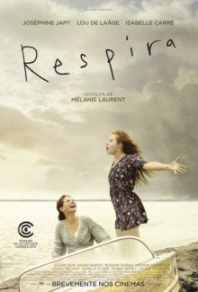 Directed by Melanie Laurent, and a sister to Blue is the Warmest, although not quite as good. Movie Trailers, Trailer Film, Melanie Laurent, Best Movie Posters, Cinema Posters, Film Movie, Breathe Movie, Film Marathon, French Film Festival