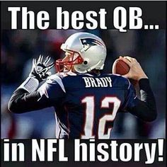 The BEST QB Ever!