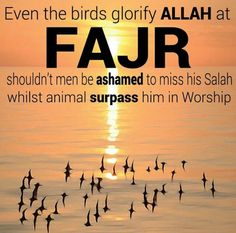 May Allaah bless us with each salah which is fard till our last breath, Aameen.