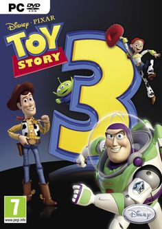 Toy Story 3 Essentials Playstation 3 - your Xbox One, Xbox Wii and video game spe Disney Pixar, Heros Disney, Disney Toys, Disney Wiki, Nintendo Ds, Nintendo Games, Toy Story 3, Xbox 360, Playstation Move