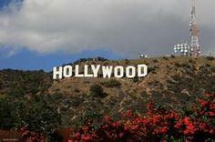Hollywood sign, Hollywood California