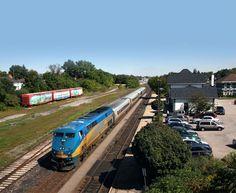 Woodstock, Ontario | Trenes Revista