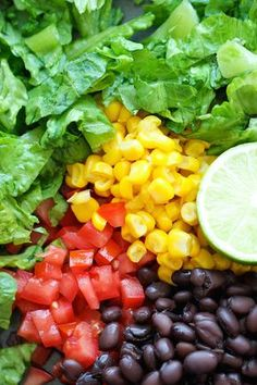 """15 Quick and Easy Healthy Recipes - The best and easiest healthy, comforting recipes that are not boring at all. And they do not taste """"healthy"""" at all! Mexican Food Recipes, Vegetarian Recipes, Cooking Recipes, Ethnic Recipes, High Protein Recipes, Easy Healthy Recipes, Clean Eating, Healthy Eating, Healthy Food"""