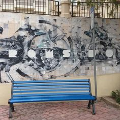 Street art in Sliema