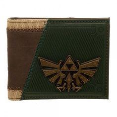 The Legend of Zelda Twilight Princess Suit Up Boxed Gift Wallet Men's Nintendo  #Bioworld #Bifold