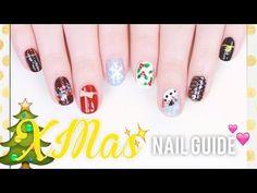 combeauty Video-Tipp: 10 süße Nageldesigns für Weihnachten http://www.combeauty.com/videos/x-mas-tutorial-10-suesse-nageldesigns-fuer-weihnachten.html