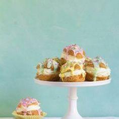 Easter Cream Puffs