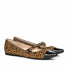 I got these and they are so stinkin cute! Sole Society - Black Ecru - Pointed toe flats - Haezel