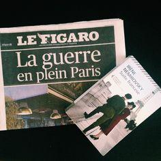 First article on my new blog! Première chronique sur mon blog! http://ift.tt/1OnTIAa #blogging #book #actualité #journal #paris #chronique #chronicles #cinema #novel #movie #paris