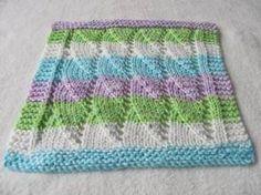 Shell Dishcloth--many free dishcloth patterns here
