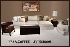 S2 - Tea Livingroom Mesh Set - Downloads - BPS Community