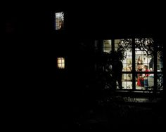 "GIORGIO BARRERA: ""THROUGH THE WINDOW"" We all love a little stalking..."