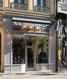 Diptyque ville rose boutique by centdegr s diptyque for 34 boulevard saint germain paris