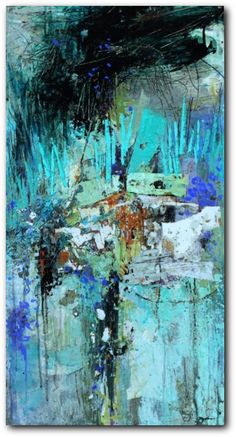 Abstract paintings, Conn Ryder, Abstract Expressionism, Colorado Abstract Artist,Abstract Landscape
