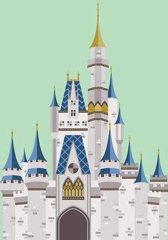 Illustration of the Cinderella Castle at Disney World.Available for sale as a po… – Illustration of the Cinderella Castle at Disney World.Available for sale as a po… – World Wallpaper, Disney Wallpaper, Trendy Wallpaper, Disney Parks, Walt Disney, Disney College, Vintage Disney Princess, Roi Arthur, Disneyland Castle