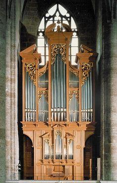 Franziskanerkirche - Salzburg- Metzler Orgelbau AG