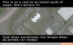 Batman Headquarters  - this works!!
