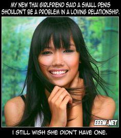 Dating asian girl jokes