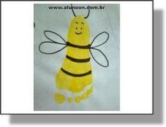 139 ideias de atividades com mãos e pés - Educação Infantil - Educação Infantil - Aluno On