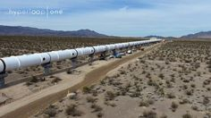 Hyperloop One shows first photos of its desert test loop Read more Technology News Here --> http://digitaltechnologynews.com  They're building a tube in the desert.  After some delays lots of controversy and maybe a little concern about the longevity of the enterprise HyperLoop One the next-gen transportation company is building a full-scale test track (test tube?) in the Nevada desert.  SEE ALSO: 5 tough questions for Hyperloop One  Unveiled at Dubai's Middle East Rail Conference the images…