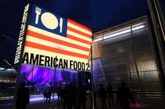 EXPO 2015 Padiglione Stati Uniti | www.romyspace.it