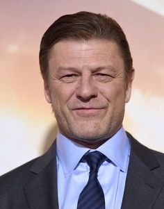 Sean Bean at the 'Jupiter Ascending' Premiere in Hollywood