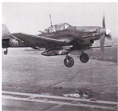 German Air Force - Ju87 Tank-Buster