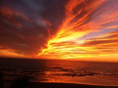 Sunset Moulay Bousselham