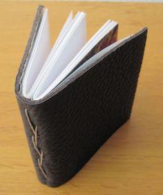Handbound book by Marleen Derweduwen