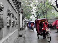 Hutong Tour in Beijing by Rickshaw