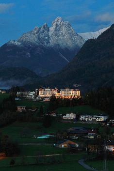 Hotel Panorama by Jozsef Vegh / 500px Austria, Community, Landscape, Travel, Scenery, Viajes, Destinations, Traveling, Trips