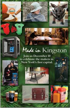 Karmabee was one of the businesses included in this year's Made In Kingston #Ulster #HudsonValley #ShopLocal
