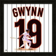 Tony Gwynn San Diego Padres Uniframe by Photo File - $79.99