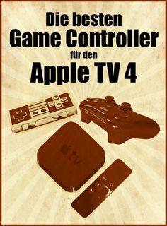 Die besten Game Controller für den Apple TV 4