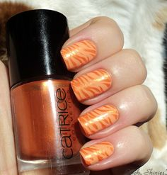 I was hoping the new Catrice and Essence would be at my local store today (Deborah already has some swatches here and here ), but noe. Nail Envy, Acrylic Nails, Swatch, Manicure, Nail Designs, Hair Beauty, Nail Polish, Stripes, Nail Art