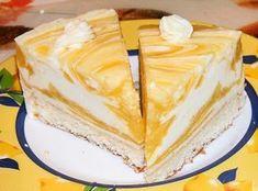 Marmorierte Mango - Joghurt - Torte, ein sehr schönes Rezept aus der Kategorie Torten. Bewertungen: 9. Durchschnitt: Ø 3,7.