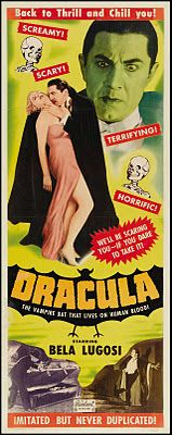 Dracula posters for sale online. Buy Dracula movie posters from Movie Poster Shop. We're your movie poster source for new releases and vintage movie posters. Horror Movie Posters, Old Movie Posters, Classic Movie Posters, Movie Poster Art, Retro Posters, Vintage Posters, Classic Monster Movies, Classic Horror Movies, Classic Monsters