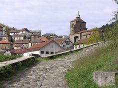 Uztarroz, Navarra