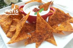 Food N, Good Food, Food And Drink, Yummy Food, Doritos, Snack Recipes, Snacks, Breakfast Items, Soup And Salad