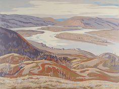 'Junction of the Peace and Smoky Rivers' | The Sampson-Matthews Prints