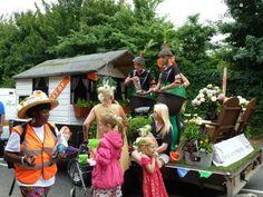 Northfleet carnival  2013