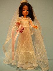 Sindy wedding 1977