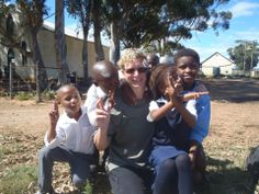 Visit the local schools as part of Kariegas Community Outreach initiative