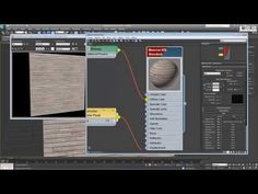 3DS Max - Introduction to the Materials Editor, Slate vs. Compact - YouTube