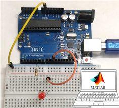 Arduino MATLAB Tutorial - Interfacing MATLAB with Arduino