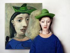 Les modèles de la peinture abstraite